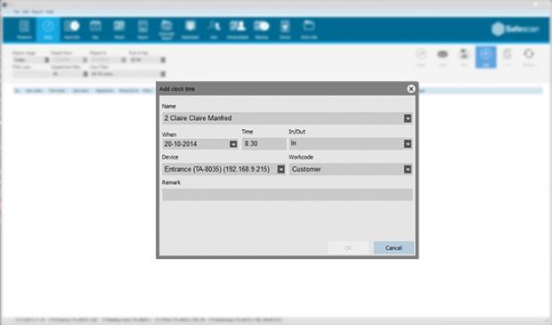 fingerprint attendance system project report pdf